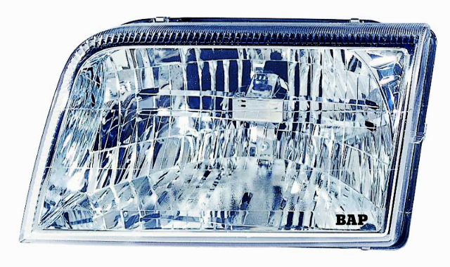 Fits 06-11  Grand Marquis Left Driver Headlamp Assembly