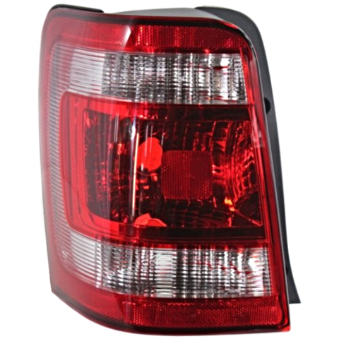 Fits 08-12  Escape / Escape Hybrid Left Driver Tail Lamp Assembly