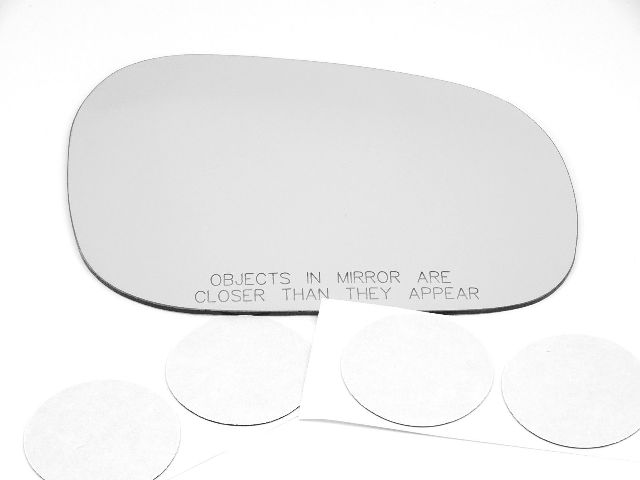 Fits 99-05 Sz Grand Vitara 02-06 XL-7 Right Pass Mirror Glass Lens w/Adhesive