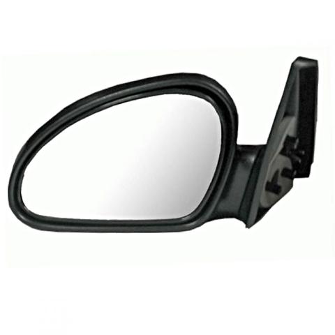 Fits 98-03  Escort ZX2 Left Driver Mirror Manual Textured Black