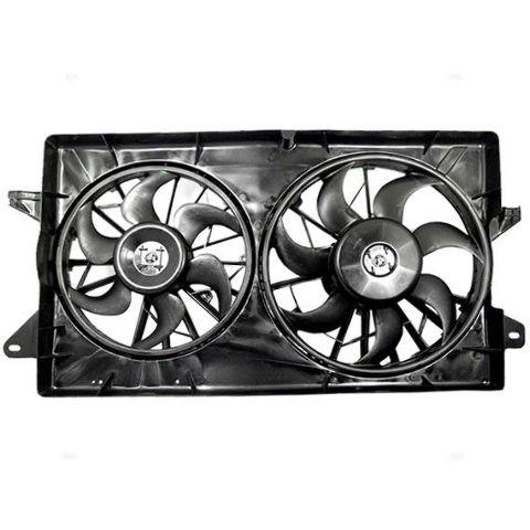 Fits 99-03  Windstar Van Cooling Dual Fan Assembly