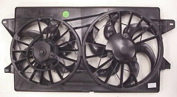 Fits 04-07  Freestar/Mercury Monterey Dual Cooling Assy W/O Towing Package