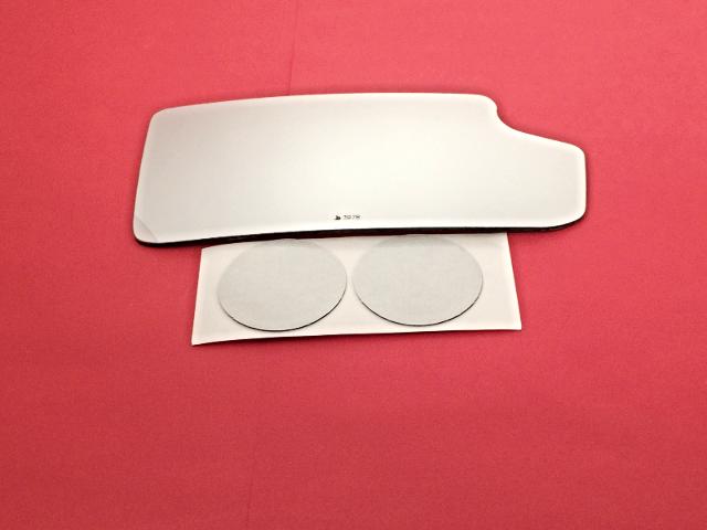 Fits 15-18 Silverado, Sierra Right Pass Lower Mirror Glass Lens w/Silicone