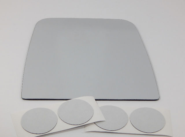 For 03-20 Express Savanna 92-07 E Series Upper Mirror Glass Heated Left or Right