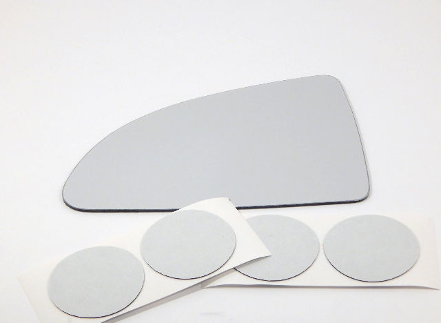 Fits 05-10 Cobalt 07-10 Pont G5 Left Driver Mirror Glass Lens w/adhesive