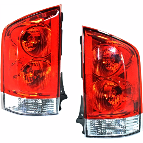 Fits FROM 01/05 05-15 NISSAN ARMADA LEFT & RIGHT SET TAIL LAMP ASSEMBLIES
