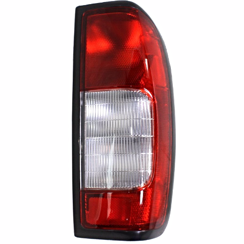 Fits 98-00 NISSAN FRONTIER RIGHT PASS TAIL LAMP ASSMEMBLY With CLEAR REVERSE LENS