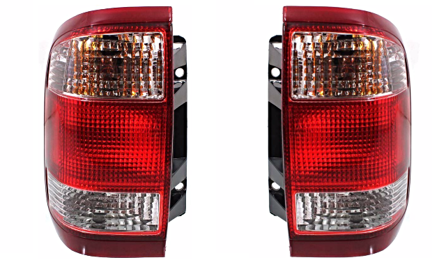 Fits 99-04  PATHFINDER LEFT & RIGHT SET TAIL LAMP ASSEMBLIES FROM 12/98