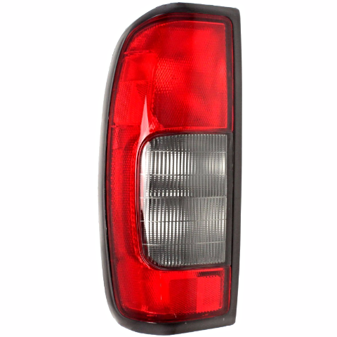 Fits 98-04  FRONTIER LEFT DRIVER TAIL LAMP UNIT ASSEMBLY W/SMOKE LENS