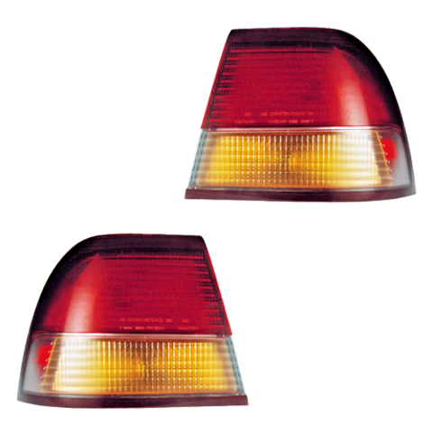 Fits 97-99  Maxima Left & Right Tail Lamp / Light Quarter Mounted - Set