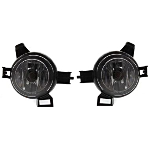 Fits 05-06 Altima Excludes SE-R 04-06 Quest Left & Right Fog Light Assembly-Set