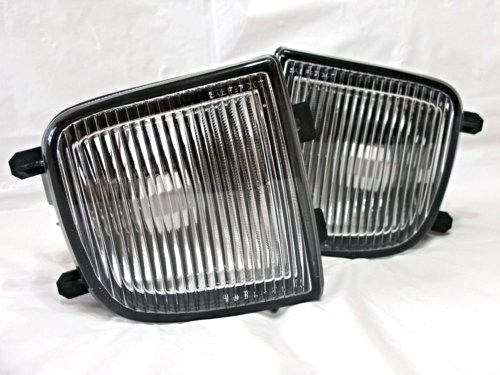 Fits From 12/98 to 99-04 Pathfinder Left & Right Fog Lamp Light Assemblies - Set