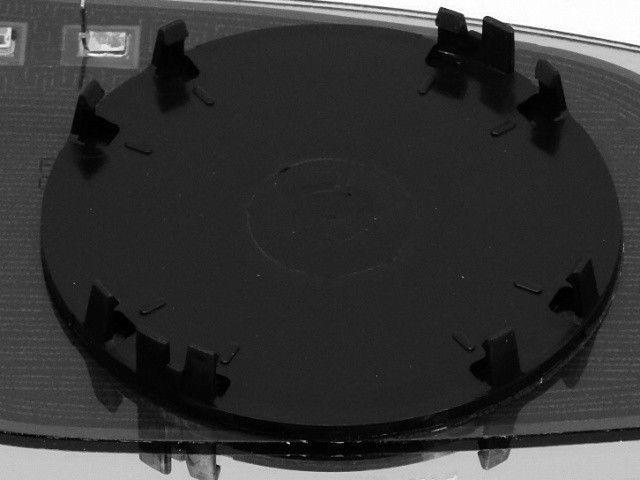 Fits 11-18 Beetle Jetta 13-17 Passat Left Mirror Glass w//Heat /& Rear Brkt 3 Opt