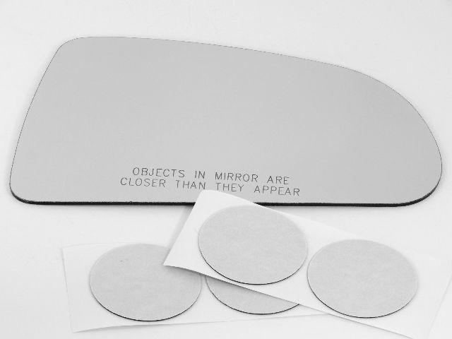 Fits 05-09 Dakota 06-08 Raider Right Pass Mirror Glass Lens Fits Non Folding Type