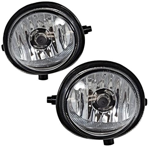 Fits 06-10 Mazda5, 06-12 Miata, 06-08 Mazda6, 07-09 CX7, 04-06 MPV Lt Rt Fog Light