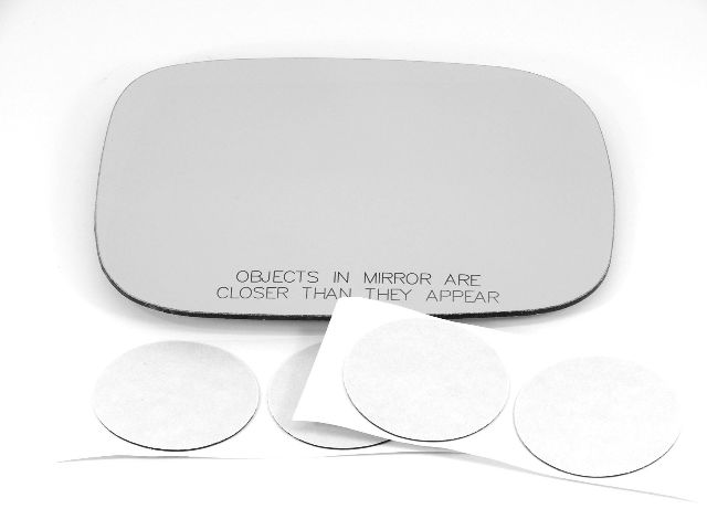 Fits 07-10 Volvo XC70, 07-14 XC90 Right Pass Convex Mirror Glass Lens *2 Options