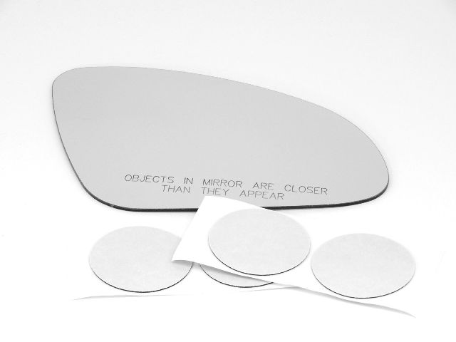 Fits 12-16 Buick Verano Right Passenger Convex Mirror (Glass Lens) USA