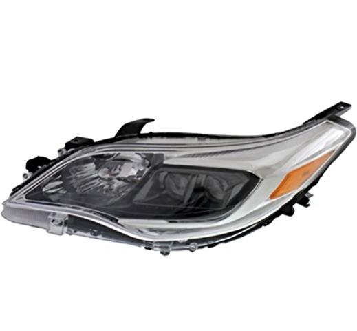 Fits 13-16  Avalon Left Driver Headlight Assembly Composite, Halogen