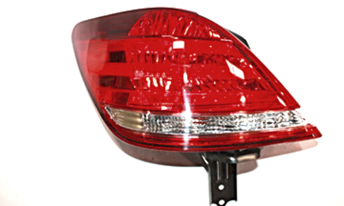 Fits 08-09  AVALON LEFT DRIVER TAIL LAMP ASSEMBLY OUTER / QUARTER MOUNTED