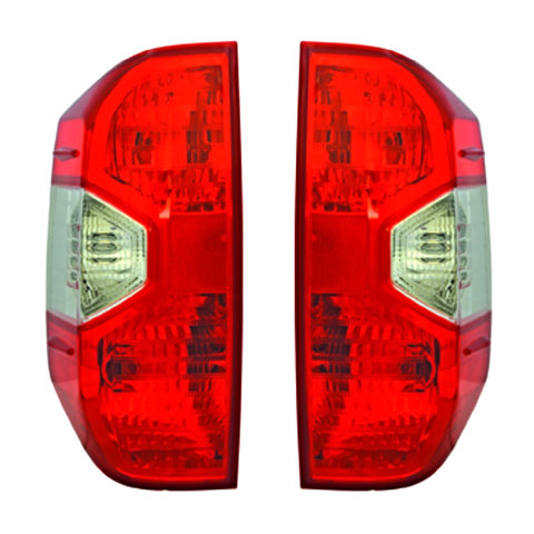 FITS 14-17 TOYOTA TUNDRA LEFT & RIGHT SET TAIL LAMP ASSEMBLIES