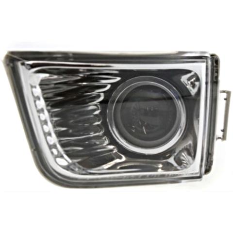 Fits 03-05  4Runner Left Driver Fog Lamp Assembly (Bumper Mounted)