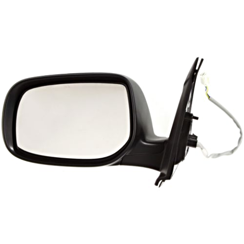 Fits 09-13  Matrix Left Driver Mirror Power Textured Black