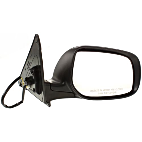 Fits 09-13  Matrix Right Passenger Mirror Power Textured Black