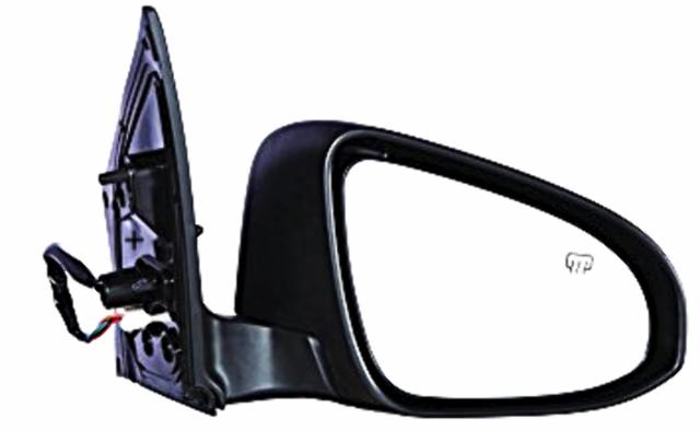 Fits 14-18  Corolla Right Passenger Power Mirror Assm Heated