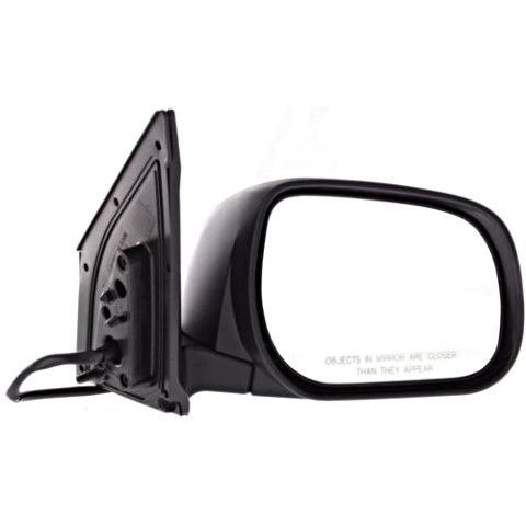Fits 09-12 Rav4 Right Pass Mirror Power UnPainted With Heat, Signal Japan Built
