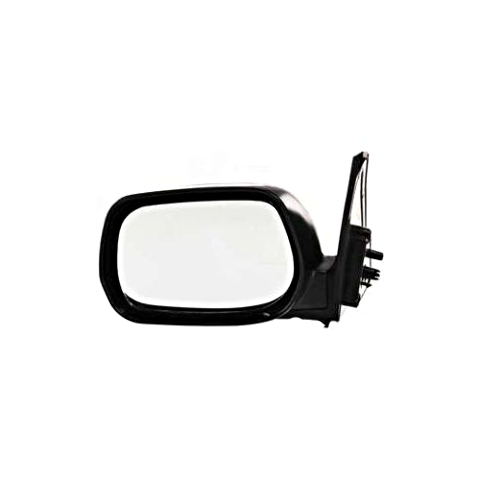 Fits 01-05  Rav4 Left Driver Mirror Manual Non-Painted Black