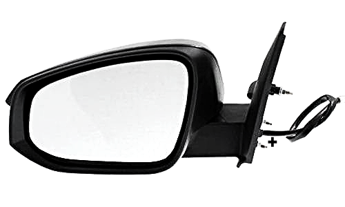 Fits 14-16 4Runner Left Driver Power Mirror Assm w/Heat Signal Puddle Light