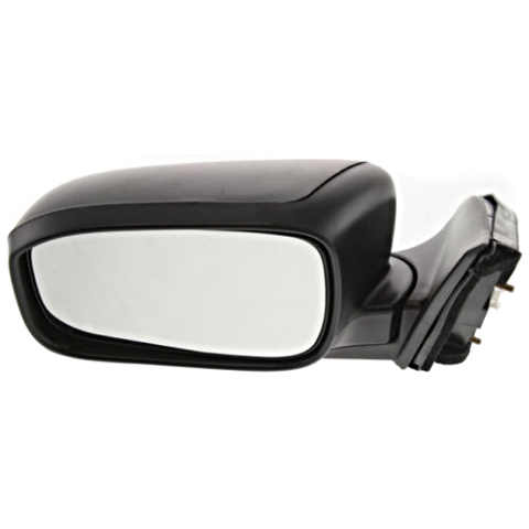Fits 03-07  Accord Sedan Left Driver Power Mirror UnPainted With Heat