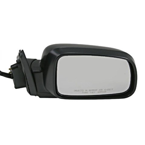 Fits 02-06 CR-V Right Passenger Power Mirror Manual Folding Without Heat - Painted R517P