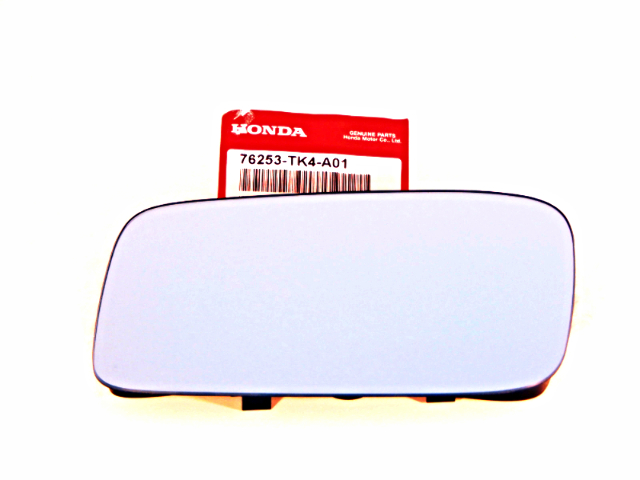 Mirror Glass For 09-14 Honda Fit Passenger Side Replacement