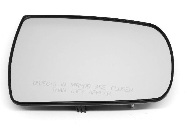 Fits 11-15 Sorento Right Pass Heated Mirror Glass w/out Power Folding w/Holder