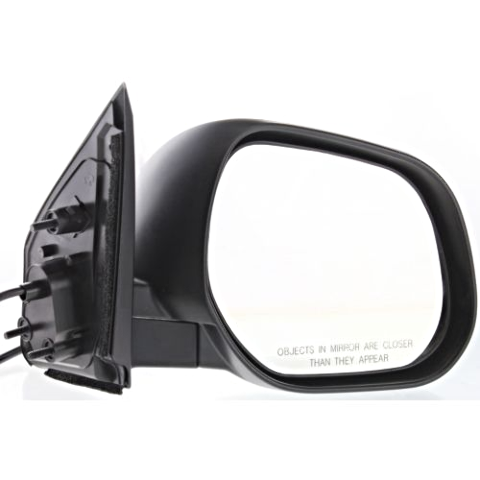 Fits 10-11 Mits Outlander 11-17 Sport Right Pass Mirror Assembly Power Heated