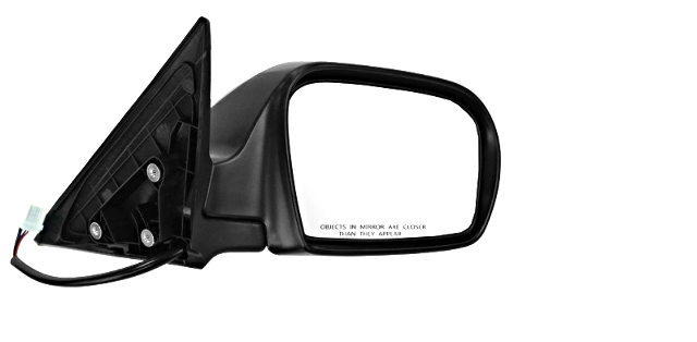 Fits 08-11  Impreza 08-14 WRX Right Pass Mirror Power With Heat No Signal