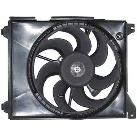 Condenser Fan Assembly Fits for 99-05 Sonata