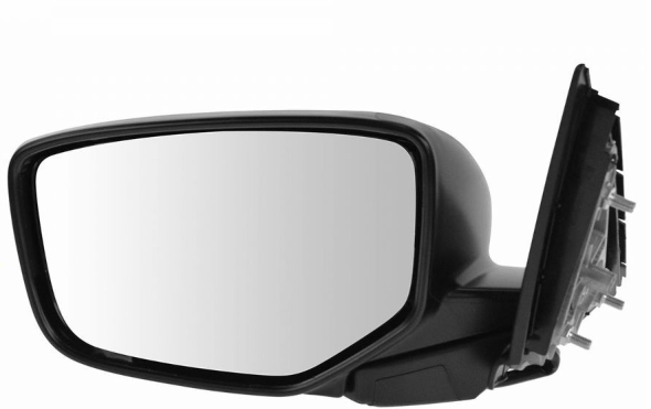 Fits 13-17  ILX / Hybrid Left Driver Mirror Power, Heated Manual Folding