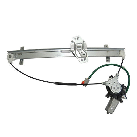 Fits 03-06 Acura MDX Left Front Driver Power Window Regulator W/Motor 6 Pin Connector