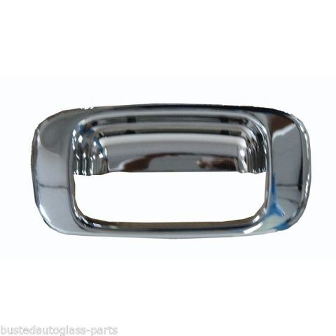 Fits 99-07*Silverado Sierra Classic Rear Tailgate Bezel Cover Chrome