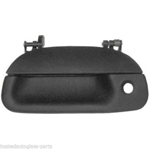 Fits 97-03  F150, 99-07 Super Duty 01-05 Sport Trac Tailgate Handle Black