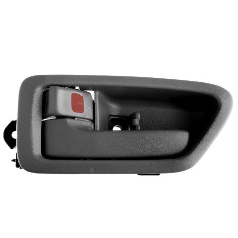 Fits 97-01 Camry Driver Side Front / Rear Interior Door Handle w/ Bezel Gray
