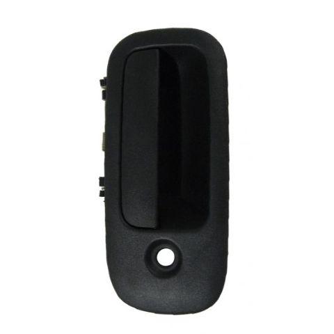 Fits 96-10 Express Savana Van Outside Right Hinged Double Door Handle w/ Keyhole