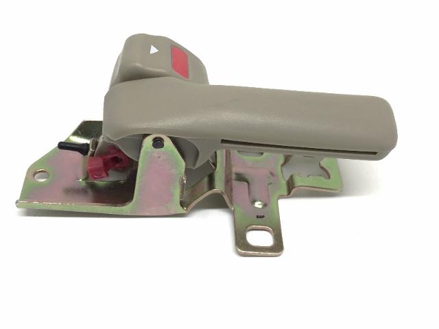 Fits 92-96 Camry Left Driver Front & Rear Interior Door Handle Painted Beige