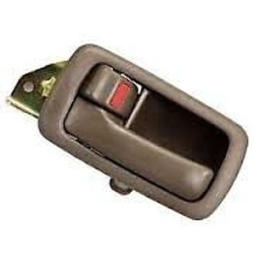 Fits 92-96 Camry Left Driver Front / Rear Interior Door Handle & Bezel Brown