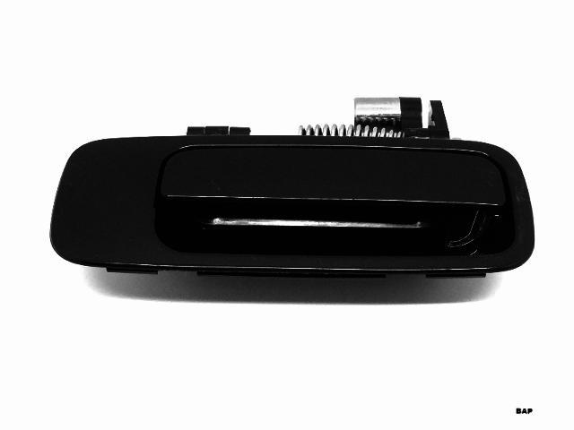 Fits 97-01 Camry Left Rear Exterior Door Handle Smooth Black