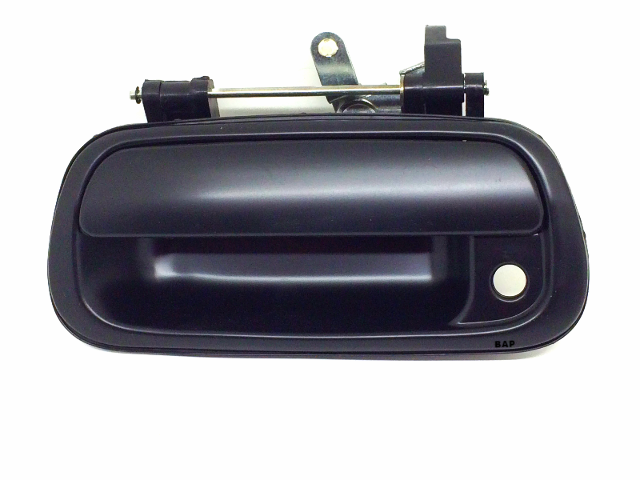 Fits 00-04  Tundra Rear Tailgate Smooth Black Paintable Handle