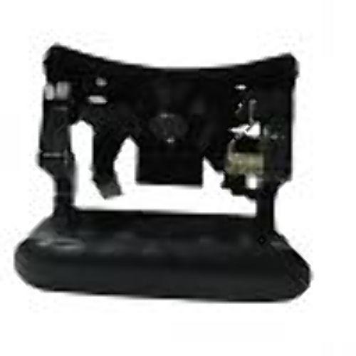 Fits 99-06 (07) Silverado Sierra Rear Tailgate Handle & Bezel Black Textured