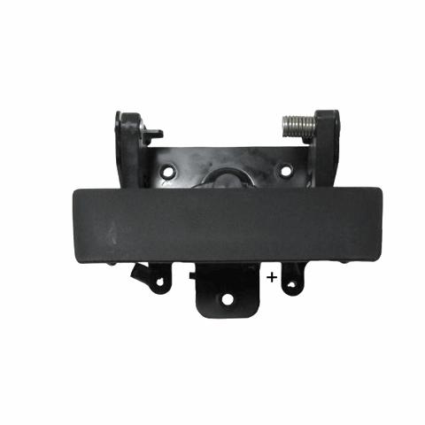 Fits 07-13 Silverado, Sierra 2014 2500, 3500 Rear Tailgate Handle w/out keyhole